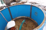 室蘭市公園内防火水槽設置工事