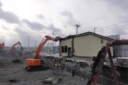 室蘭市旧し尿処理場解体工事